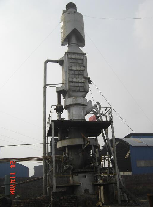 铸造冲天炉的工作原理及耐火砖使用尺寸