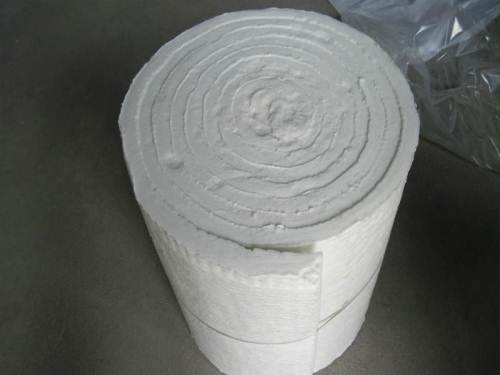 多晶莫来石纤维毯