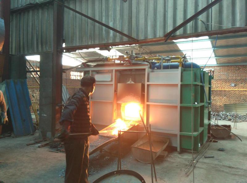 渗碳炉用耐火材料