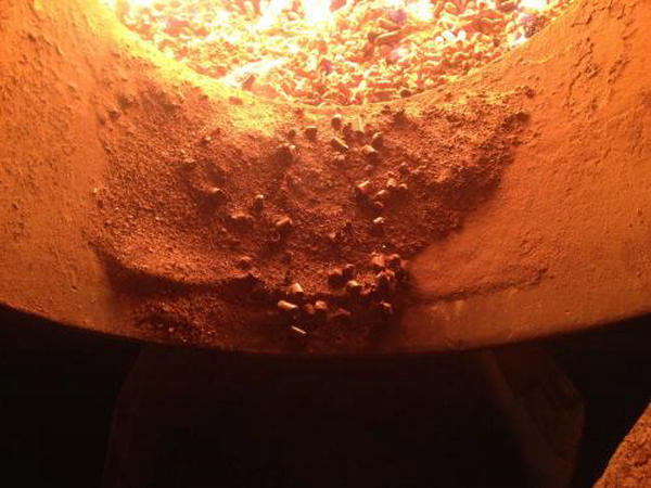 耐火砖挂窑皮