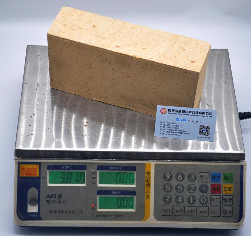 标准高铝砖