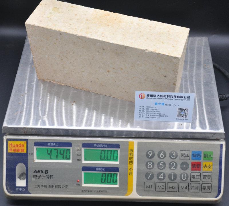 高铝砖价格