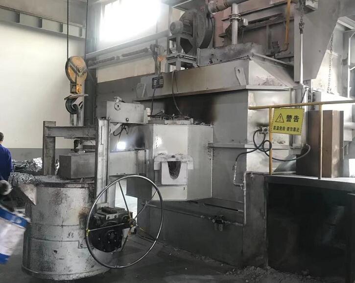 铝模制造厂500Kg/h熔化炉耐火材料重砌选材建议